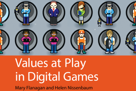 Announcing Values at Play in Digital Games