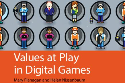 Announcing Values at Play in DigitalGames